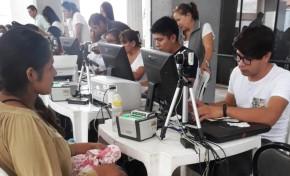 Elecciones Generales: instalan 86 puntos para el empadronamiento en Santa Cruz