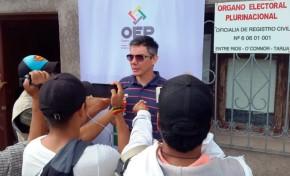 A tres días del cierre del empadronamiento, Tarija registró a 5.264 personas para las Elecciones Generales 2020