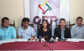 Elecciones Generales: Tarija cerró el empadronamiento masivo con 18.473 personas registradas