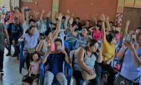 Las naciones y pueblos indígenas podrán postular a diputaciones en circunscripciones especiales sin mediación de organizaciones políticas