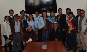 Naciones indígenas y el TSE analizan la viabilidad para aprobar sus estatutos autonómicos mediante normas y procedimientos propios
