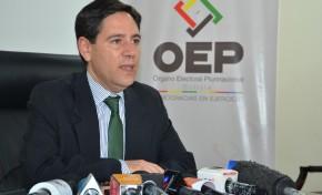 El TSE prevé Bs 201 millones para la administración de las Elecciones Generales 2020
