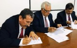El TED Santa Cruz y la UAGRM promueven la apertura del diplomado en Derecho Electoral