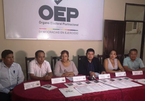 La elección de gobiernos estudiantiles en el Beni será el 25 de marzo