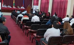 El TED Tarija plantea seis lineamientos para la administración transparente de las Elecciones Generales 2020