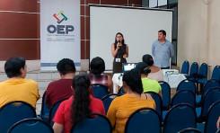 El TED Tarija socializa el reglamento de propaganda electoral y capacita a periodistas del Gran Chaco