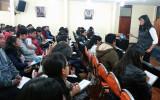 Capacitan a los postulantes a notarios electorales en Potosí
