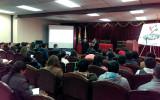 Comienzan los cursos de capacitación para postulantes a notarios electorales en Oruro