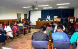 El TED de Cochabamba inicia el curso permanente de notarios electorales