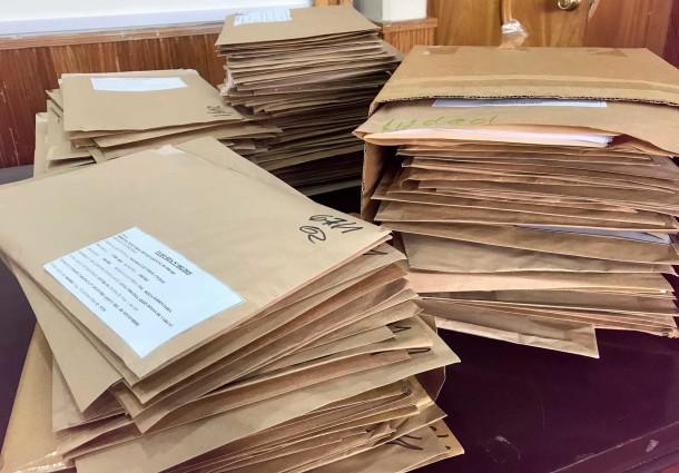 El TED Oruro registra 707 postulantes a notario electoral
