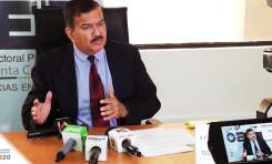 Santa Cruz: 82 personas inician el curso virtual para notarios electorales
