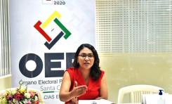 TED Santa Cruz: El 92% de los inscritos aprobó el primer curso virtual para notarios electorales