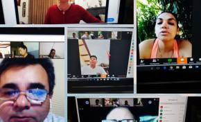 TED Beni y PNUD efectúan segunda mesa de diálogo virtual con organizaciones políticas
