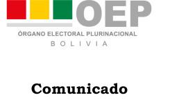 El TSE comunica que no ha definido fecha de renudación del Calendario Electoral