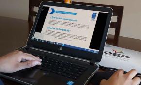 El personal del TED y Serecí Tarija se capacita en un curso virtual sobre medidas de bioseguridad