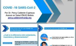El personal de los TED y Serecí de Beni y Pando se capacita en medidas de bioseguridad para prevenir el coronavirus