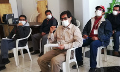 El personal del TED Chuquisaca se capacita para prevenir el Covid-19