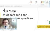 El TED Chuquisaca socializa el Calendario electoral en la Cuarta Mesa de Diálogo con organizaciones y alianzas políticas