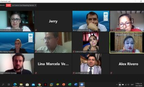 El TED Beni socializa las actividades del Calendario electoral  con organizaciones políticas y medios de comunicación