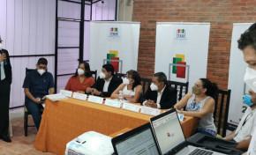 El TED Beni elige en sorteo público a 8.106 jurados electorales