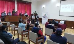 11.136 personas ejercerán como juradas y jurados electorales en Tarija