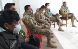 TED Potosí y  FF. AA. coordinan acciones para garantizar la seguridad en las etapas del proceso electoral