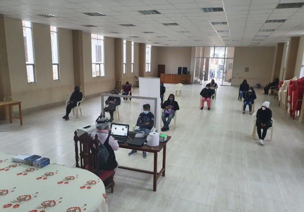 El Serecí de Chuquisaca registra 1.928 electores nuevos y 1.981 cambios de domicilio