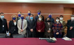 TSE destaca presencia de la Misión de observación electoral de la Unión Europea