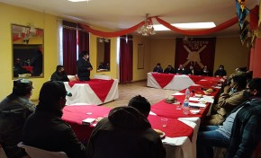 El TED Potosí concreta el apoyo de municipios y fuerzas del orden en las actividades electorales