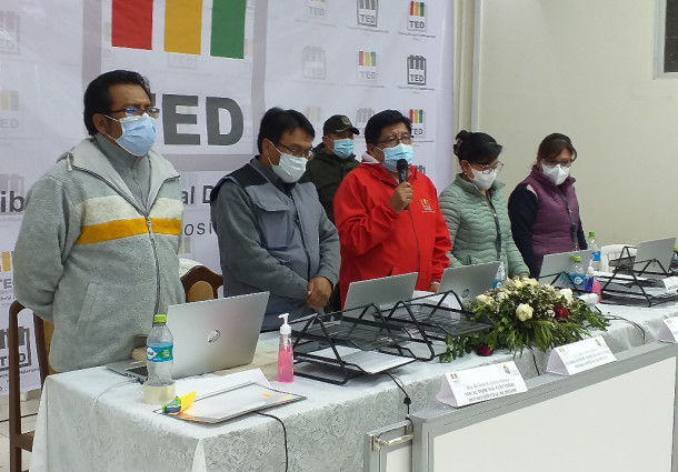 El TED Potosí concluye el cómputo oficial y confirma 88% de participación ciudadana