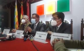 El TED Oruro destaca la participación del 91% de la población votante en las elecciones del 18 de octubre