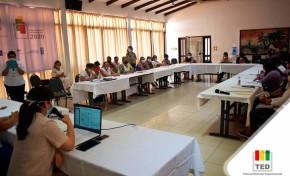 El Órgano Electoral Plurinacional promueve espacios de encuentro con pueblos indígenas