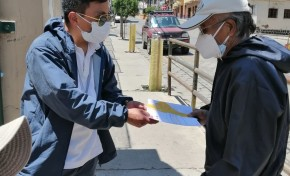 Brigadas del TED Potosí informan sobre los recintos descentralizados