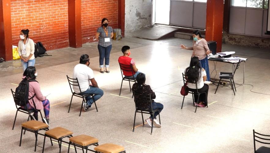 Conozca los recintos de votación habilitados en las provincias argentinas de Mendoza, San Juan y San Luis