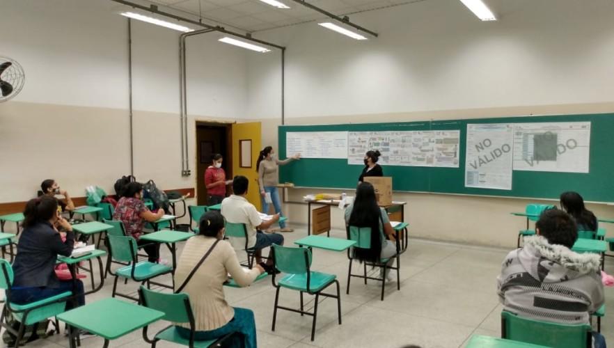Conozca las direcciones de los 15 recintos electorales habilitados en Sao Paulo