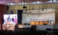 El TSE transmite en directo el desarrollo de la votación en Bolivia y el exterior