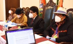 Paridad: en La Paz se escogió por sorteo a 27.643 electoras para que sean juradas electorales