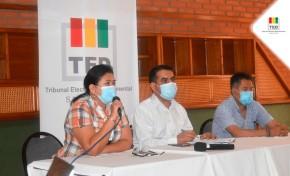 El OEP evalúa el proceso informativo en Circunscripciones Especiales Indígenas