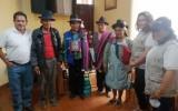 El TED Chuquisaca explica a comunidades indígenas cómo participar en la elección del 7 de marzo