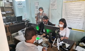 El Serecí Santa Cruz reporta el registro preliminar de 93.311 personas en el empadronamiento