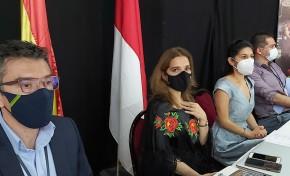 El Serecí Tarija explica en un conversatorio las características del Padrón Electoral y su evolución histórica