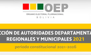 61 organizaciones políticas firman acuerdo para una Campaña Electoral Segura