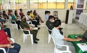 El Serecí Pando socializa el Plan de Empadronamiento para las Elecciones Departamentales, Municipales y Regionales 2021