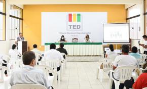 TED y Serecí Pando superaron el 90% de ejecución presupuestaria de la gestión 2020