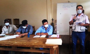 EL TED Santa Cruz participa en la Mesa Técnica para la conformación del Gobierno Indígena Guaraní Kereimba Iyambae