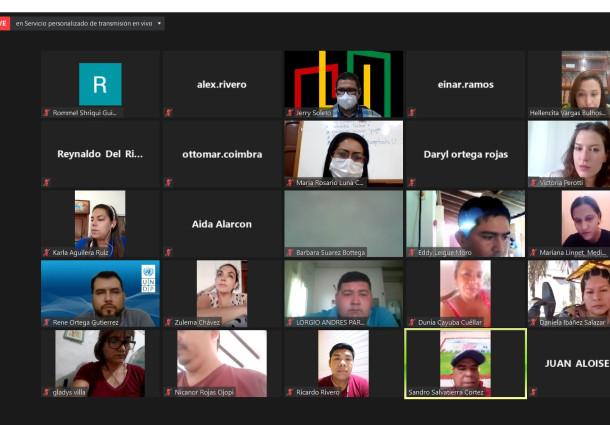 En una mesa de diálogo virtual, el TED Beni socializa el sistema de elección de 337 autoridades departamentales