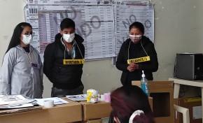 TED Potosí imparte talleres de reforzamiento a notarios electorales