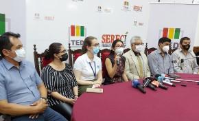 TED Tarija, PNUD y la universidad estatal inician ciclo de debates electorales