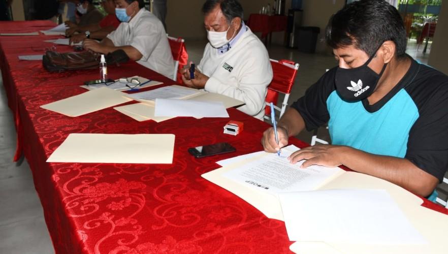 Partidos y alianzas de Pando prometen cumplir medidas de bioseguridad en la campaña electoral