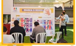 Delegados políticos de Cochabamba conocen la normativa electoral, el procedimiento de votación y las medidas de bioseguridad para la Elección del 7 de marzo